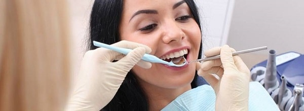 Both dental cleanings and dental exams