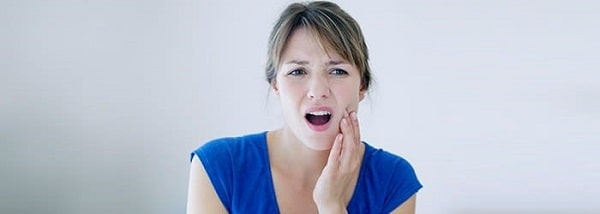 Toothache symptoms and possible problems